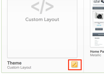 Change the custom layout for your ekmPowershop webshop to use visitlead live chat